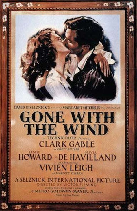 Gone With the Wind (1939 film)   LiteraryLadiesGuide