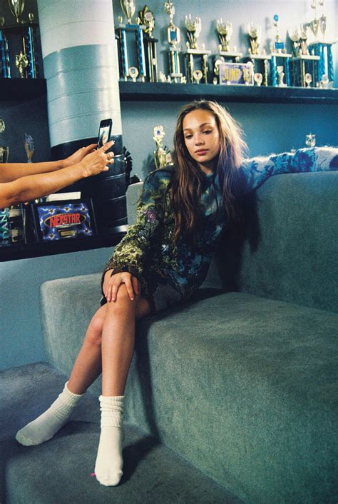 there's something about maddie ziegler | read | i-D