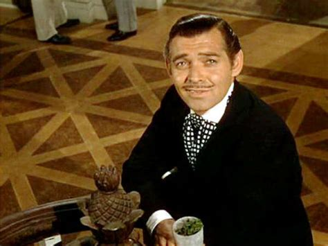 Clark Gable walked off set of Gone With the Wind for