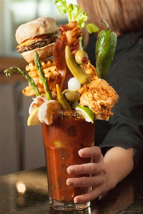 10 Best Restaurants And Bars For Bloody Marys In Texas