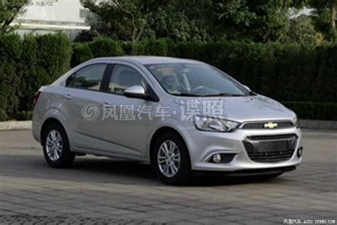 2015 Chevrolet Aveo Gets a…2016 Cruze-Inspired Facelift in