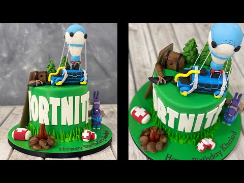 An Epic Fortnite Birthday Party You Have to See!   Catch